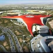 Ferrari Theme Park